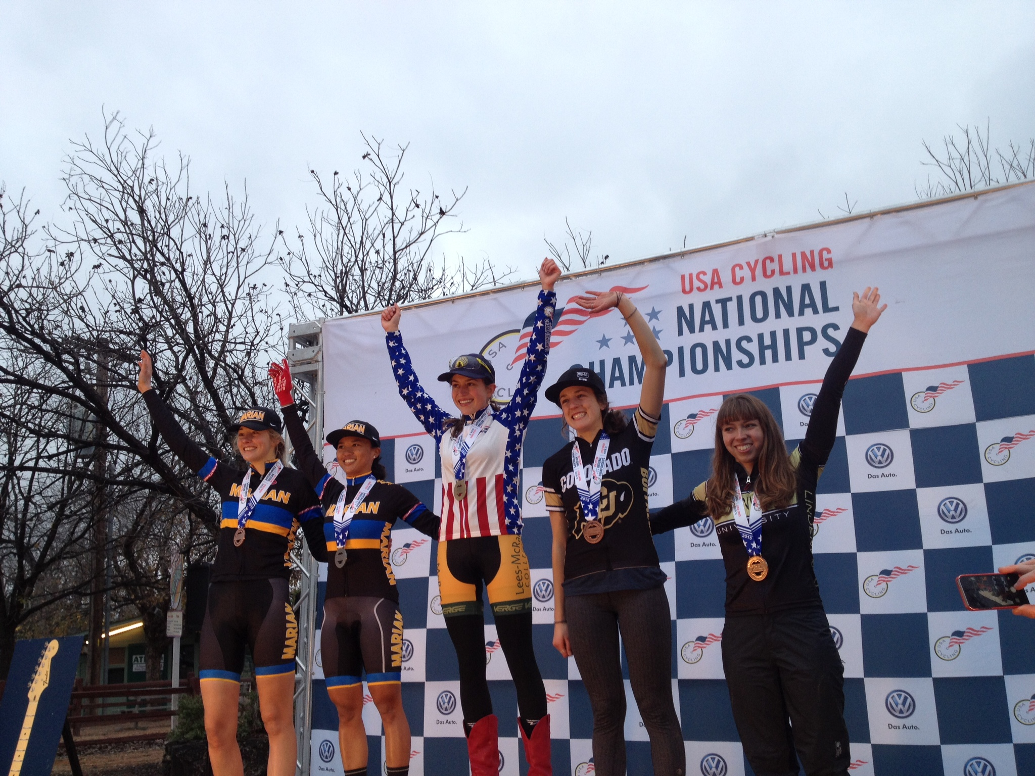 Em Shields 2015 National Champion
